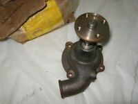 1961 1962 Rambler Classic rebel alum 6cyl water pump reman