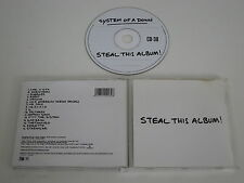 Blue System of a Down/Steal This Album !( American/Columbia Col 510248 2)CD