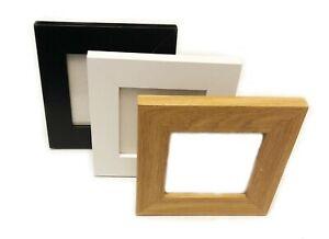 Photo Picture Frames Frame Real Glass Poster Black Walnut White Oak A2 A3 A4 A5