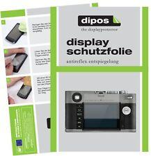 Schutzfolie für Leica M-E (Typ) 240 Display Folie matt Displayschutzfolie