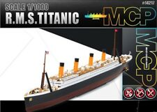 Academy 1/1000 R.M.S. TITANIC MCP Multi Color parts #14217 With Free Gifts