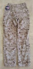 NWT USMC Desert MARPAT DIgital Camo Frog Combat Pants Trouser Small Long SL