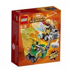 New 🔨 Thor vs Loki 🗡️ Lego Marvel Super Heroes Mighty Micros 76091