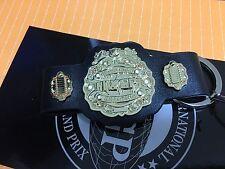 NEW JAPAN PRO wrestling the 4th IWGP belt wrist strap  OKADA KAZUCHIKA NJPW F/S