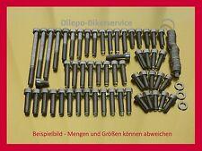 Suzuki Freewind XF 650 / XF650 - V2A Schrauben Edelstahl Schraubensatz Motor