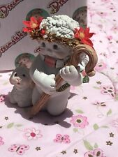 "*~NeW~* Christmas Dreamsicles ""Show Me The Way� Figurine 2002"