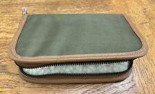 Soft fly case with zipper- 4 Flies Included