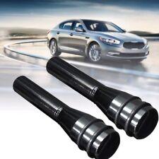 2pcs Car Truck Door Lock Knob Pins Cover Aluminum For Buick Chevrolet Universal