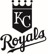 "Kansas City Royals Vinyl Decal ""Sticker"" For Car or Truck Windows, Laptops, etc."