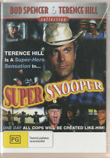 Terence Hill Super Snooper *New & SEALED* ALL Regions (Plays on any Player)