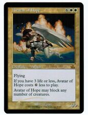 1x Avatar of Hope PRERELEASE PROMO FOIL ! engl. NM