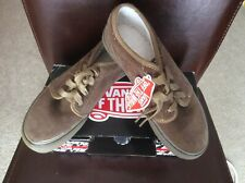 Boys Vans Shoes Size 2 Uk New In Box