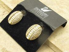 SWAROVSKI Designer Diamond Paste Clip On Earrings
