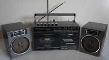 NORDMENDE Compact Recorder 5043 Ghettoblaster Radio Cassette Recorder 985 124H