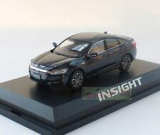 1/43 HONDA COMMTEC HC New Insight HYBRID Miniature Car Drak Blue Model Diecast