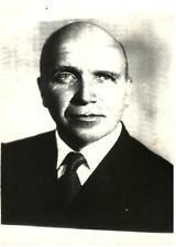 L'homme politique russe Vladimir Semenov Vintage silver print Tirage arge