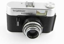Compact Camera Voigtländer Vitoret with Lens Lanthar 2.8/50
