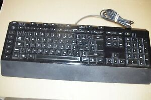 Microsoft SideWinder X4 Wired Red Backlit Gaming Keyboard