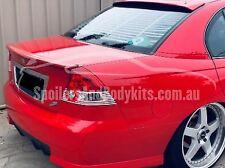Rear Boot Lip Bobtail Spoiler for VY / VZ Holden Commodore Sedan - Sports Style