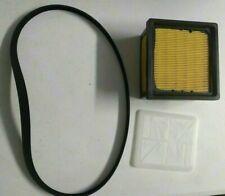 Husqvarna K760 Tune Up Air Filter Pre Filter Amp Belt