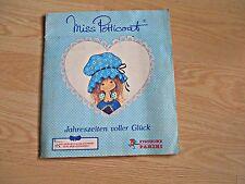 Miss Petticoat-Panini-komplettes Album-sehr gut-auf Deutschland