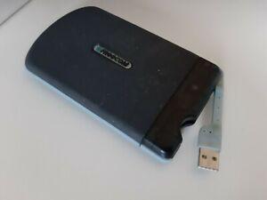 Hard Disk Esterno, 120GB, Tough Drive Pro, ANTIURTO, cavetto integrato