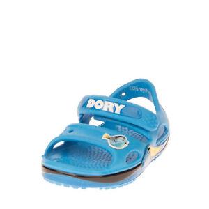 CROCS x DISNEY Slingback Sandals EU 19-20 UK 4 US 4 Finding Dory Design Footbed