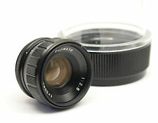 Fujimoto 50mm f/2.8 enlarger / enlarging lens M39 screw mount stock No. U0311