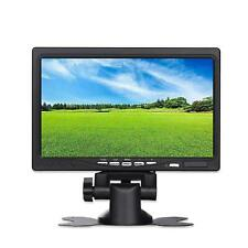UOTOO 7 inch Small Portable HDMI VGA 1024x600 HD LCD Monitor for PC Laptop, TV,