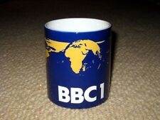BBC 1 Classic TV Advertising MUG