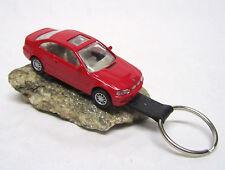 Schlüsselanhänger BMW E46 M3 M-Technik Rot 1:72 Schuco Einzelstück UNIKAT NEU