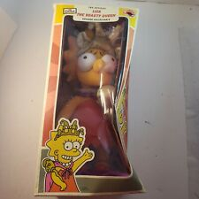 The Simpsons The Official Lisa the Beauty Queen Episode Collectable 2003 Plush