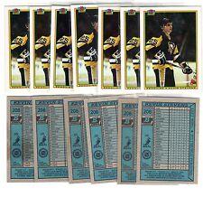 1X KEVIN STEVENS 1990-91 Bowman #188 Rookie RC Lots Available NMMT Penguins
