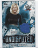 RENEE YOUNG 2018 TOPPS WWE UNDISPUTED AUTHENTIC SHIRT RELIC BLUE /25