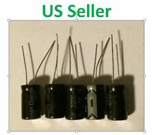10V 2200uF 105C 10 mm Low ESR Capacitors New 10 Pcs