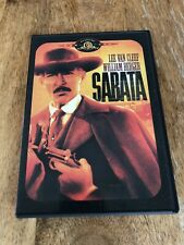 Sabata [DVD] MGM Erstauflage, Italo Western, Top SZ, rar, oop