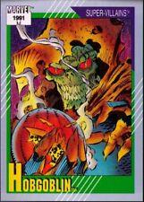 1991 Impel Marvel Universe Series 2 # 86 Hobgoblin
