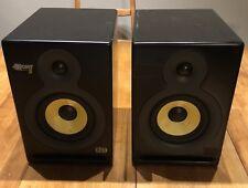 KRK Rokit 5 Powered Studio Monitor - Black (Pair)