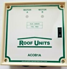 Vent Axia - Roof Units  ACOB1A Twin Fan Universal Controller C/w Duty Share