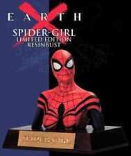 Earth X Spider-Girl Marvel Comics Alex Ross Bust Statue .