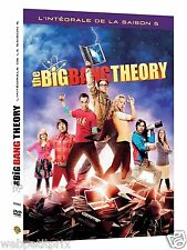 The Big Bang Theory - Saison 5  -  DVD ** VF ** NEUF