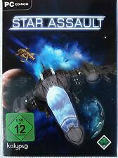 PC GAME STAR ASSAULT EIN PACKENDES WELTRAUMABENTEUER ALS STRATEGIESPIEL KEIN WOW