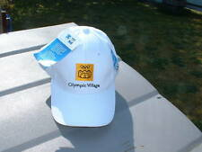 Ball Cap Hat - Olympic Village - Athens 2004 (H517)