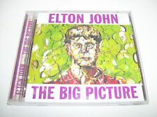Elton John - The Big Picture ( UK CD 1997 )