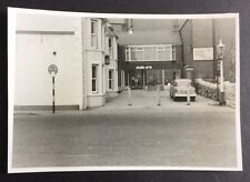 COLWYN BAY Studio Arts VINTAGE 1964 PHOTOGRAPH 12cm x 8.5cm WALES Houses CAR 625