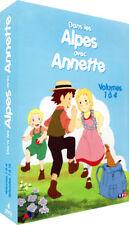 ★Dans les Alpes avec Annette ★ Partie 1 Coffret 4 DVD