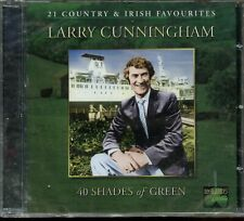 Larry Cunningham / 40 Shades Of Green - New & Sealed