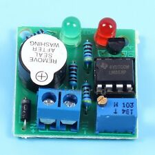 Low Voltage Alarm Buzzer Under Voltage Protection Module 12V On-Board Battery