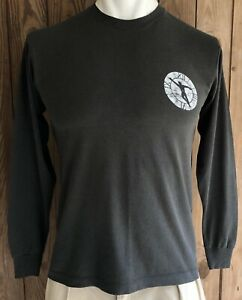 Killing Time Men's Large Tshirt Raw Deal Long Sleeve Black Madball Cro Mags NYHC