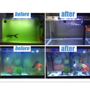 220V LED Aquarium UV Sterilisationslampe Sterilisator Lampe Wasserklärer DE !